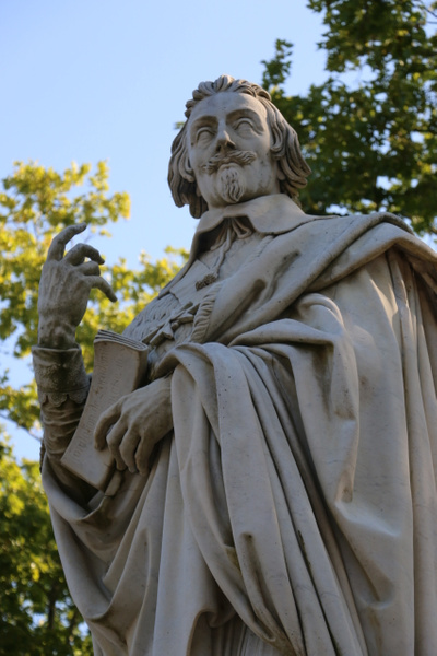 Cardinal Richelieu, one of France's great political figures