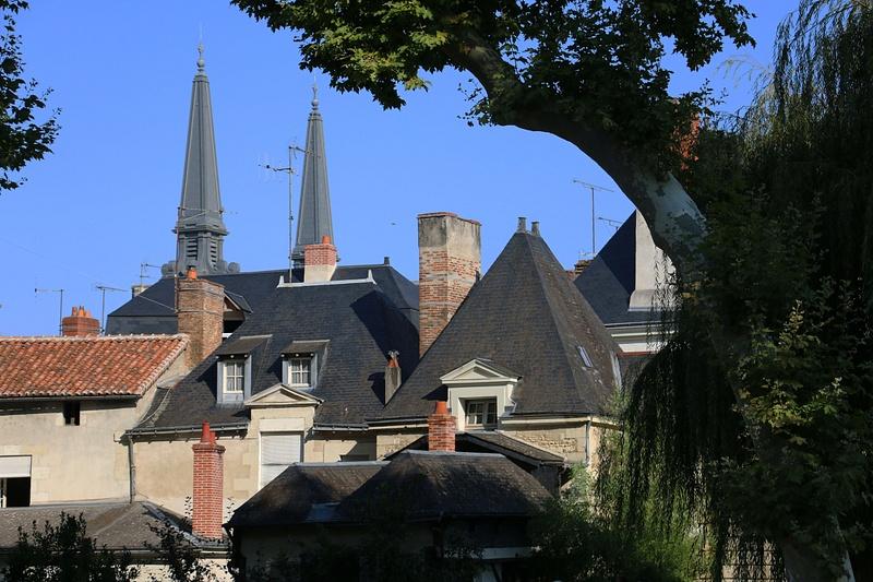 Richelieu's skyline