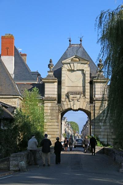 Richelieu's main gate