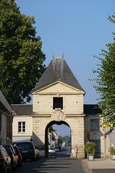 One of Richelieu's four gates