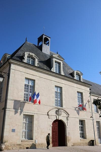 Richelieu's Hotel de Ville (Town Hall)