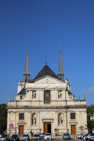 Notre Dame, in the heart of Richelieu