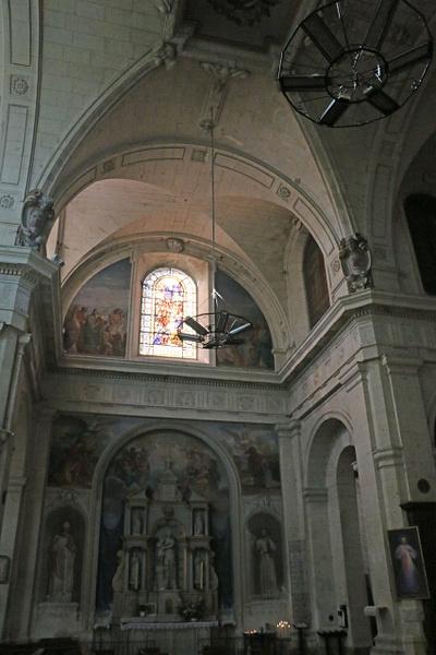 Altar, Eglise Notre Dame