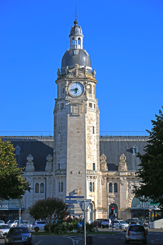 Gare de La Rochelle, the city's main train station
