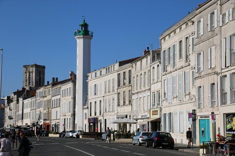 Quay Maubec, La Rochelle