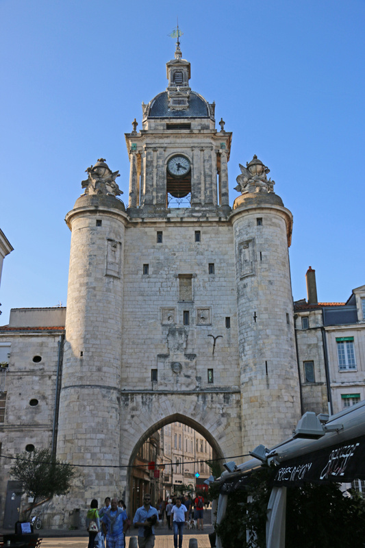 Clock tower Gate to the Old Town