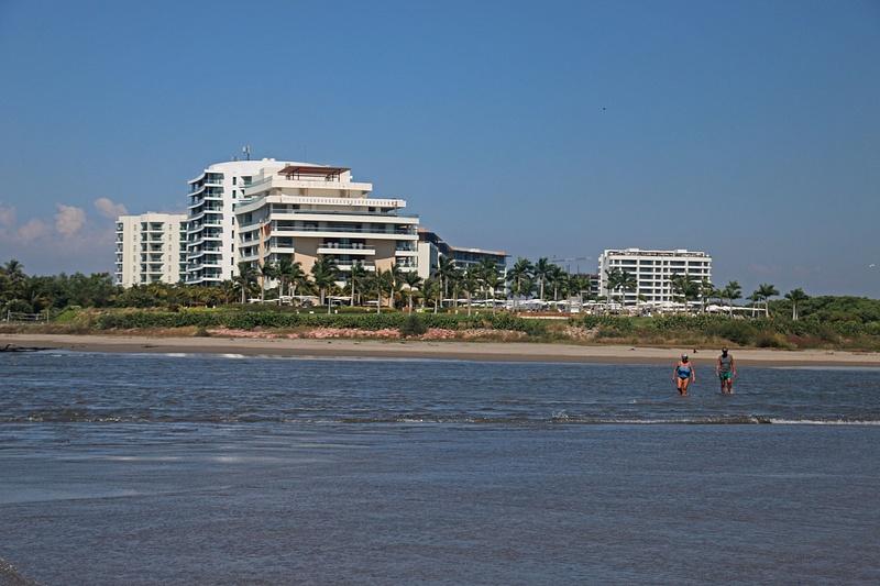 La Punta beach area  (Monday)