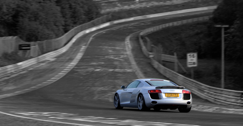 R8 On The Ring