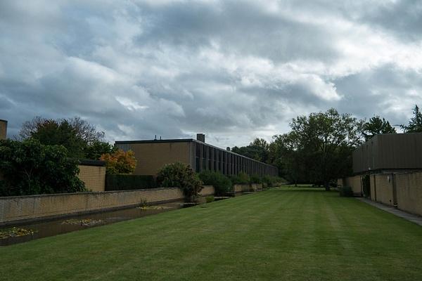 First Day at Oxford by Adam Bainbridge