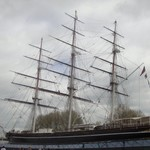 Cutty Sark 1 - Hull