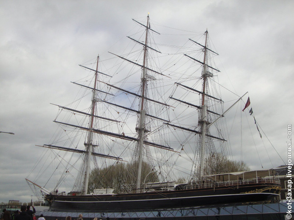 Cutty Sark 1 - Hull by Kot 3axap
