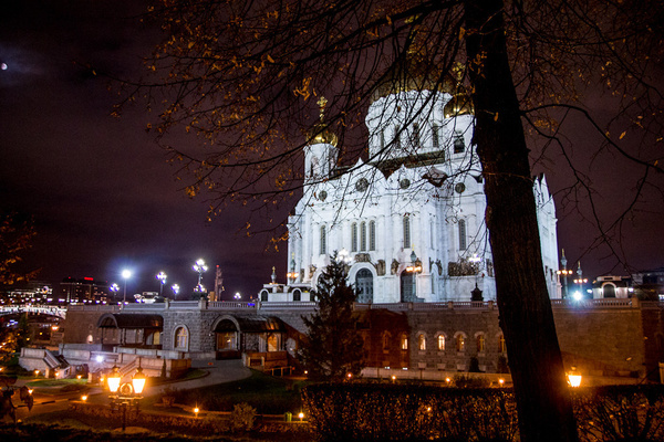 Moscow Okt. 2012 by Stotskiy