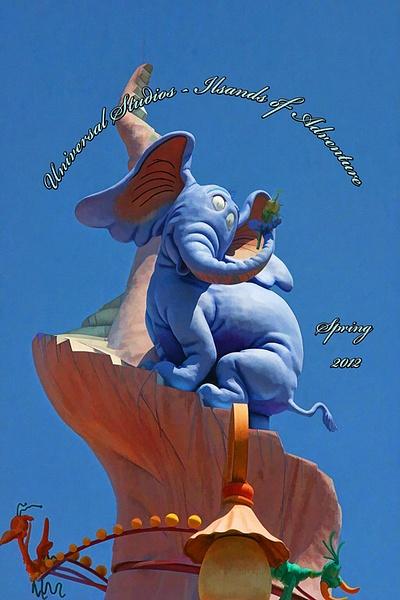 Universal Studios June 2012 by Frank Tirrell