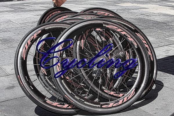 CYCLING by Frank Tirrell