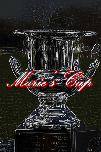 Marie's Cup by Frank Tirrell