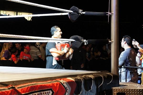 Alberto Del Rio vs CM Punk by SlytherinDiva by SlytherinDiva