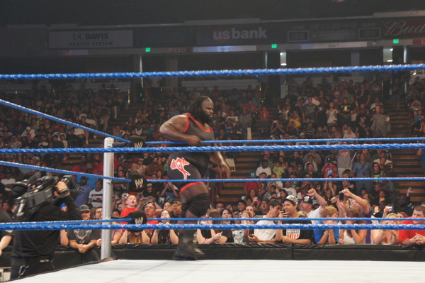 Johnny Curtis vs Mark Henry by SlytherinDiva by SlytherinDiva