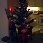 2012 Christmas at Barbs House