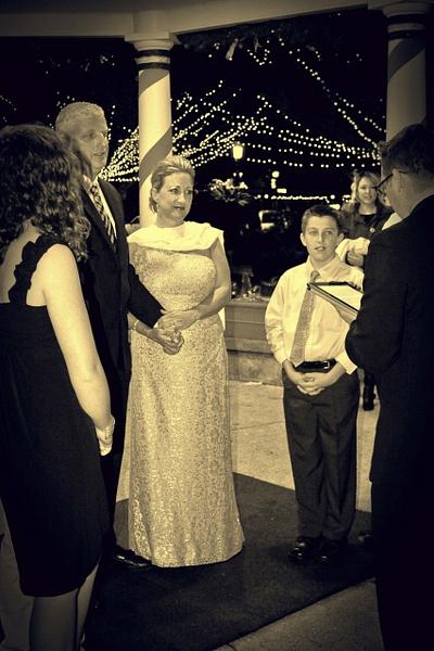 Bonnie's Wedding by LaurieKelley