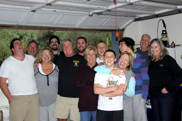 Family get together by LaurieKelley