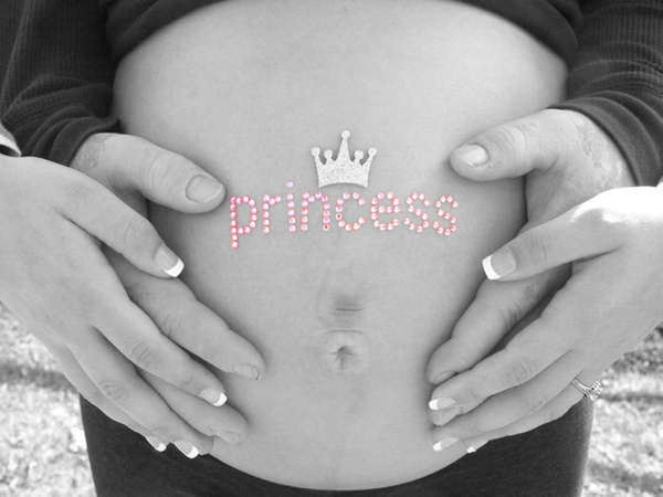 Brittany Pregnancy by MichelleMcguire