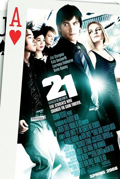 21-Movie-Poster by SandyDisouza5