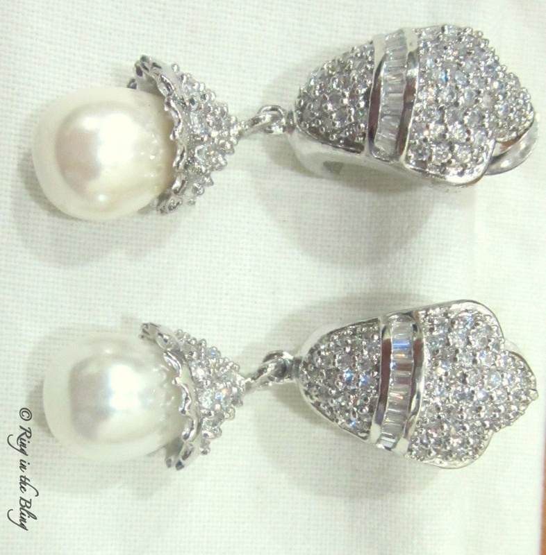 Pearl drops 15.10gm 4.5x2 1300