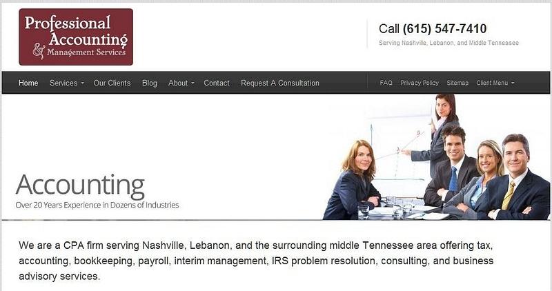 Web Design Nashville