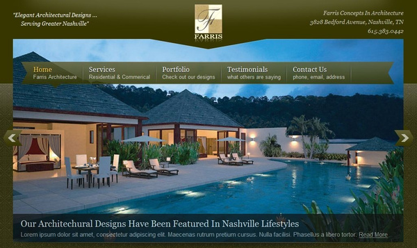 Web Design Nashville by MikeNacke
