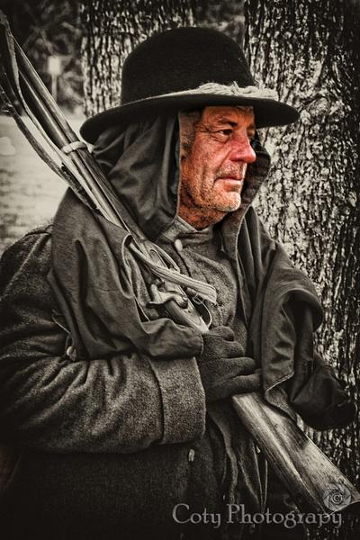 Long Creek Battle Reenactment by CotyPhotography