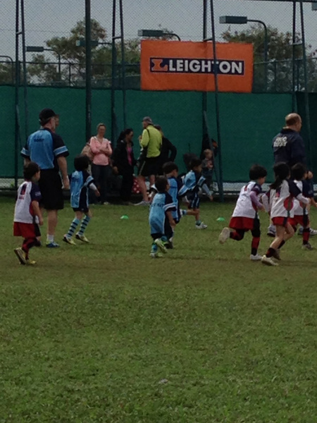 Sandy Bay U6 Rugby by sandybayu6