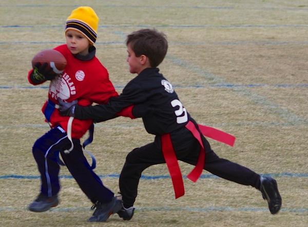 FlagFootBallJAN26 by Rick Cook
