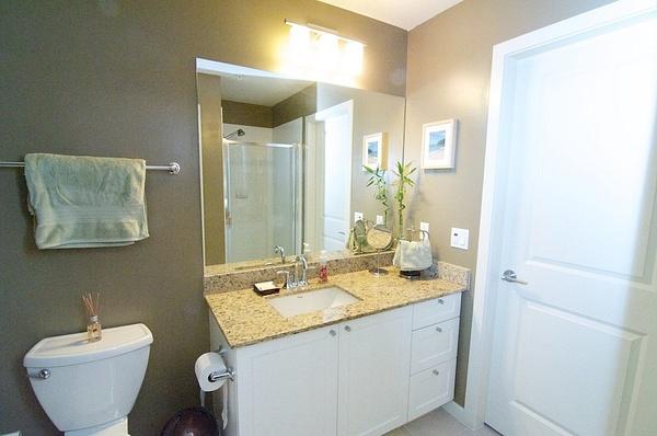 bathroom by AlGlaze
