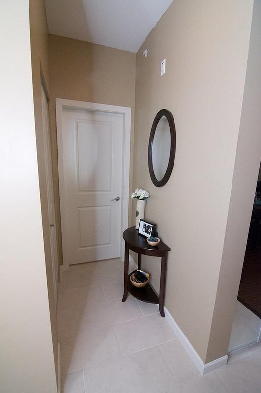 corridor entrance