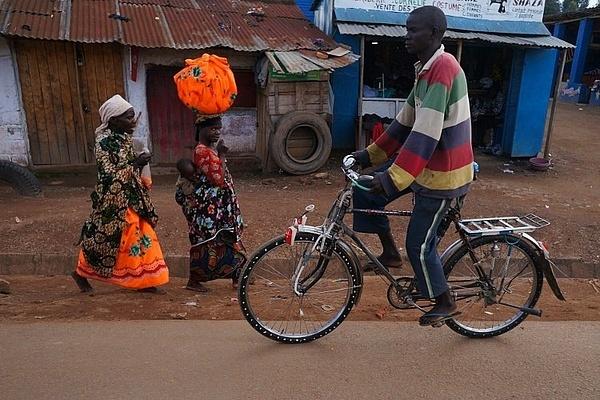 Burundi by Anton Apostol