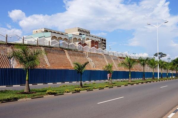 Kigali by Anton Apostol