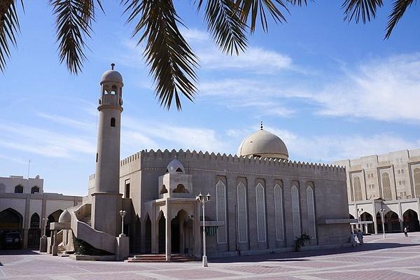 Qatar by Anton Apostol