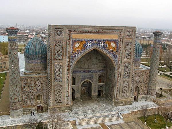 Uzbekistan by Anton Apostol