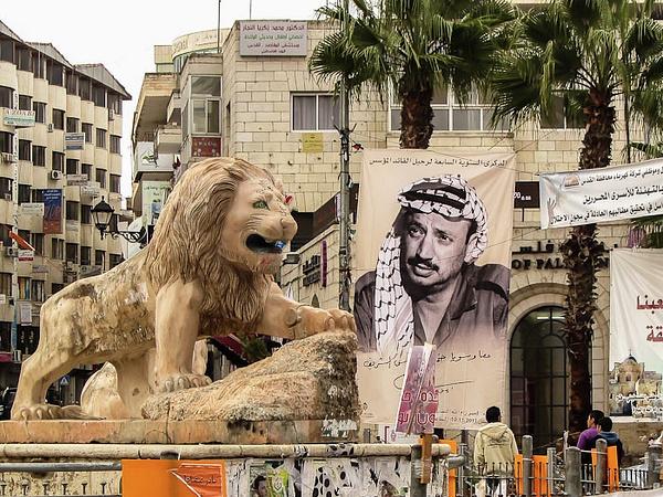 Ramallah by Anton Apostol