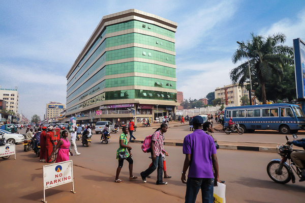 Kampala by Anton Apostol