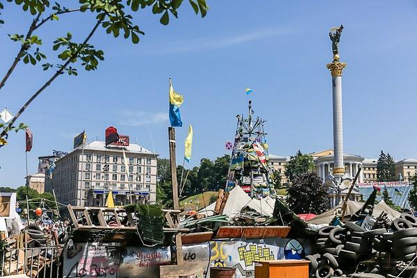 Kiev by Anton Apostol