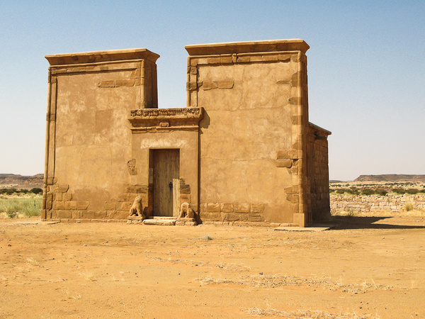 Sudan by Anton Apostol