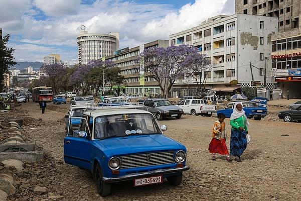 Addis-Abeba by Anton Apostol