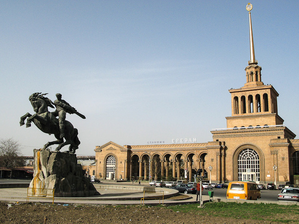 Armenia by Anton Apostol