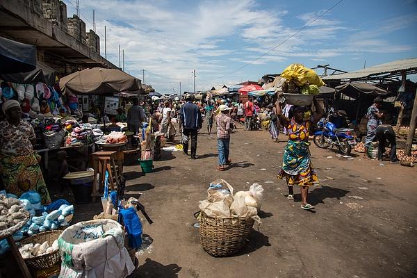 Cotonou by Anton Apostol