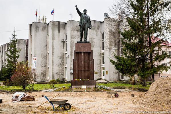 Kaliningrad by Anton Apostol