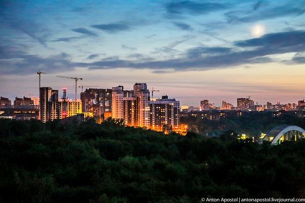 Khimki by Anton Apostol