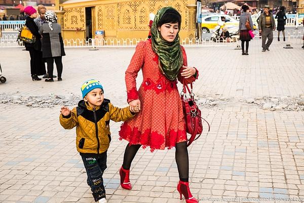 Kashgar by Anton Apostol