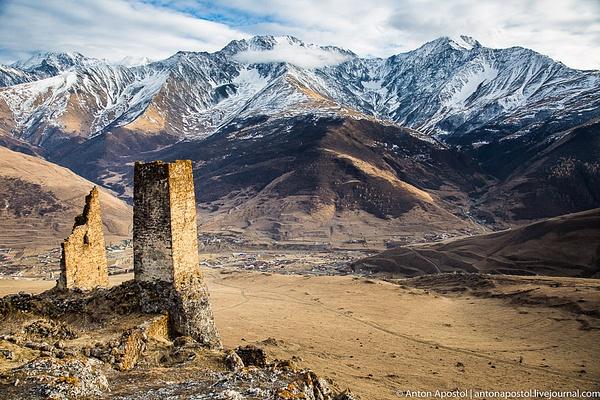 Ossetia by Anton Apostol