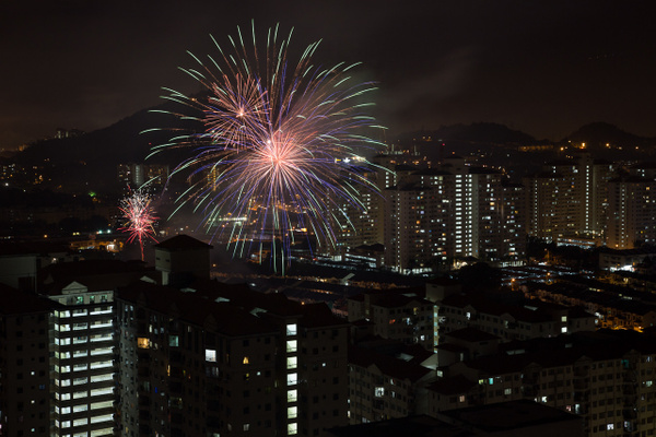 The New Year of 2013 by JasonOoi